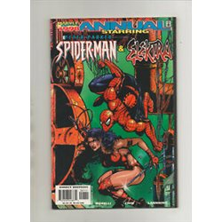 Peter Parker Spider-Man  No. Annual 1998 Year 1998