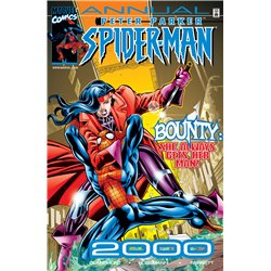 Peter Parker Spider-Man  No. Annual 2000 Year 2000