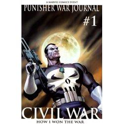 Punisher War Journal  No. 1 Year 2007