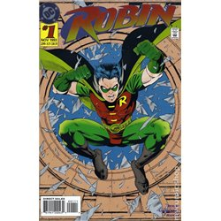 Robin  No. 1 Year 1993