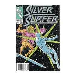Silver Surfer No. 3 Year 1987
