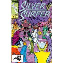 Silver Surfer No. 4 Year 1987