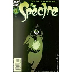 The Spectre  No. 1 Year 2001