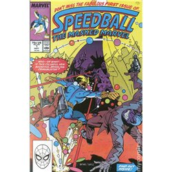 Speedball No. 1 Year 1988