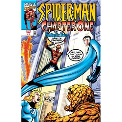Spider-Man ( Chapter One ) No. 2 Year 1999