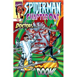 Spider-Man ( Chapter One ) No. 4 Year 1999