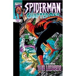 Spider-Man ( Chapter One ) No. 5 Year 1999