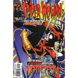 Spider Woman  No. 14 Year 2000