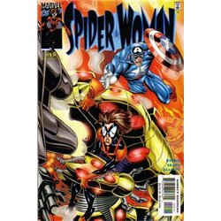 Spider Woman  No. 15 Year 2000