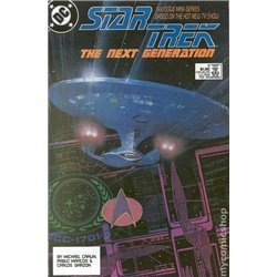 Star Trek ( The Next Generation ) No. 1 Year 1988