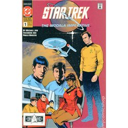 Star Trek ( The Modala Imperative ) No. 1 Year 1991