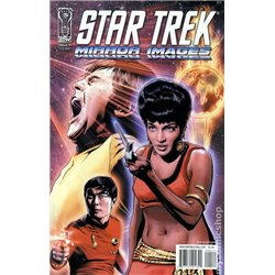 Star Trek ( Mirror Images ) No. 4 Year 2008