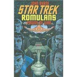 Star Trek Romulans  No. 1 Year 2008