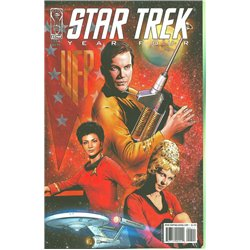 Star Trek ( Year Four ) No. 6 Year 2008