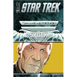 Star Trek ( Spock Reflections ) No. 4 Year 2008
