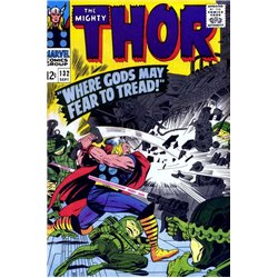 The Mighty Thor  No. 132 Year 1966