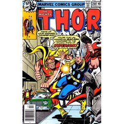 The Mighty Thor  No. 280 Year 1979