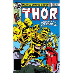 The Mighty Thor  No. 283 Year 1979