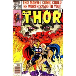 The Mighty Thor  No. 299 Year 1980