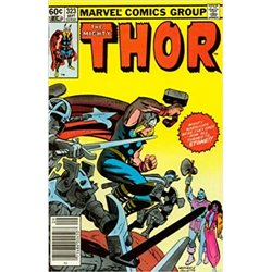 The Mighty Thor  No. 323 Year 1982