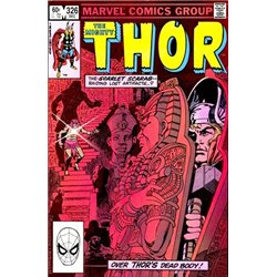 The Mighty Thor  No. 326 Year 1982