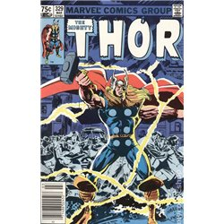 The Mighty Thor  No. 329 Year 1983