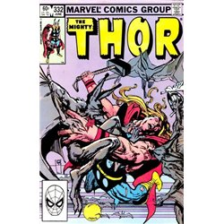 The Mighty Thor  No. 332 Year 1983