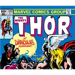 The Mighty Thor  No. 333 Year 1983