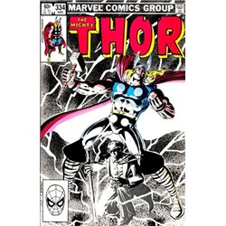 The Mighty Thor  No. 334 Year 1983