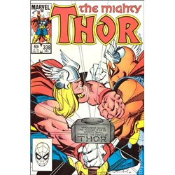 The Mighty Thor  No. 338 Year 1983