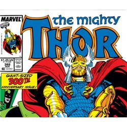 The Mighty Thor  No. 382 Year 1987