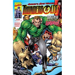 Thunderbolts  No. 40 Year 2000
