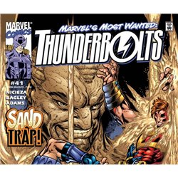 Thunderbolts  No. 41 Year 2000