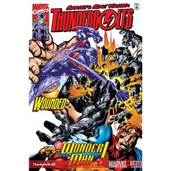 Thunderbolts  No. 42 Year 2000