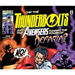 Thunderbolts  No. 44 Year 2000
