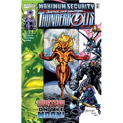 Thunderbolts  No. 45 Year 2000