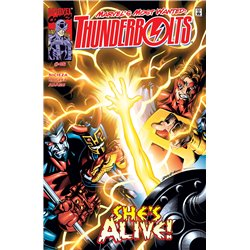 Thunderbolts  No. 46 Year 2001