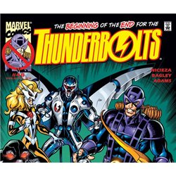 Thunderbolts  No. 48 Year 2001