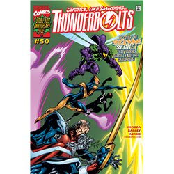 Thunderbolts  No. 50 Year 2001