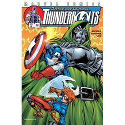 Thunderbolts  No. 52 Year 2001