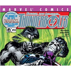 Thunderbolts  No. 55 Year 2001
