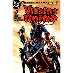 Villains United  No. 1 Year 2005