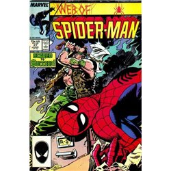 Web of Spider-Man No. 27 Year 1987