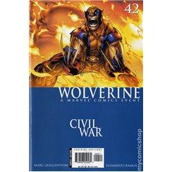 Wolverine  No. 42 Year 2003
