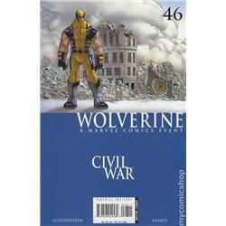 Wolverine  No. 46 Year 2003