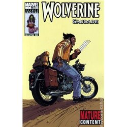 Wolverine Sausade No. 1 Year 2008