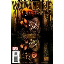Wolverine origins No. 1 Year 2006