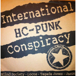 International HC-Punk...
