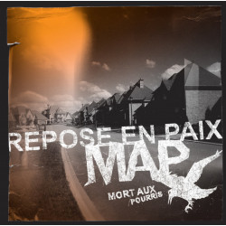 MAP - Repose en paix - CD