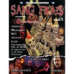 Sang Frais - No 14 - Été 2004